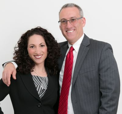 Marc Seigel and Lauren Seigel-Gross
