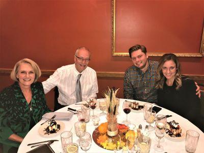 2017 Client Appreciation Dinner