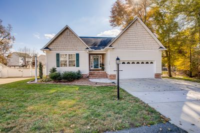 JUST LISTED! 1960 Cahill Drive, Winston-Salem