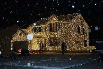 20 Best Christmas light displays in Cleveland