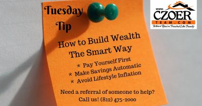 How to Build Wealth – The Smart Way