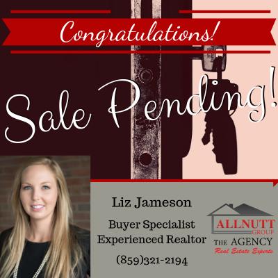 Buyers Pending – Liz Jameson