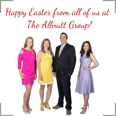 Happy Easter from The Allnutt Group!