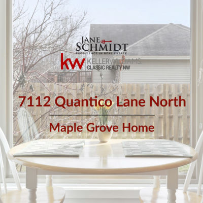 Just Listed: Maple Grove Home on Corner Lot
