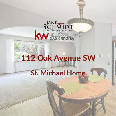 Just Listed: Perfect St. Michael Home