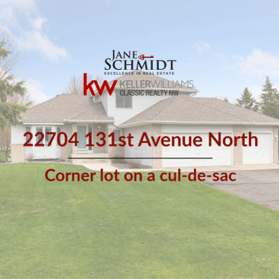 Now Available: Rogers Home on Cul-de-Sac