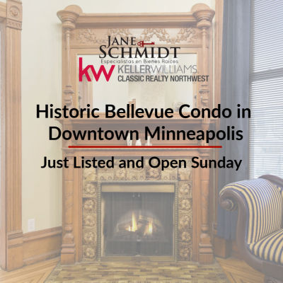Just Listed and Open Sunday: Downtown MPLS Condo