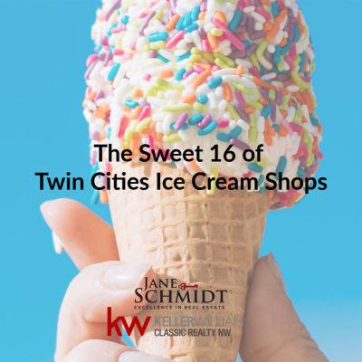 The Sweet 16 of Twin Cities Ice Cream