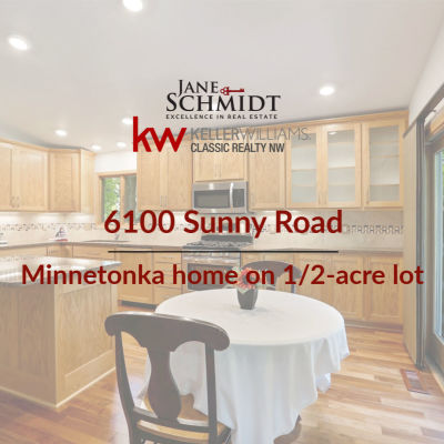 Just Listed: Minnetonka Home on 1/2-acre Lot