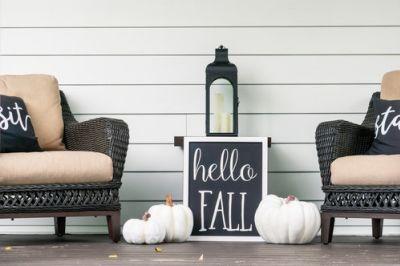 Fall Maintenance Check List