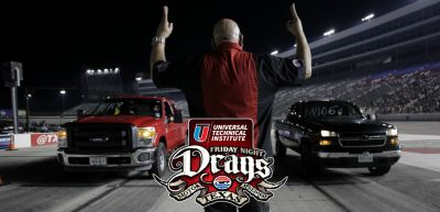 Friday Night Drag Racing / The Charlie Brown Group