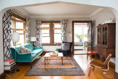 DO YOU LOVE BRIGHT COLORS BUT ARE AFRAID TO INVEST IN BRIGHT FURNITURE?
