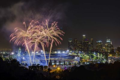 Where to watch Fireworks in Los Angeles for the 4th of July 2018
