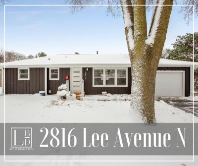 NEW LISTING – 2816 Lee Avenue N