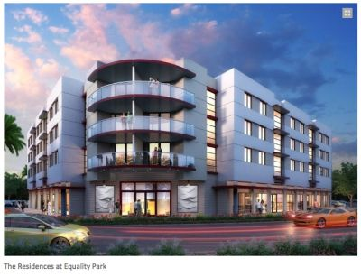 A proposed Housing Project in our Gay and Lesbian community of Wilton Manors for seniors and the disabled.