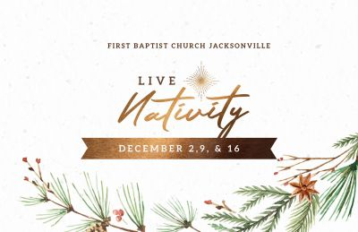 Reason for the Season: Live Nativity Information