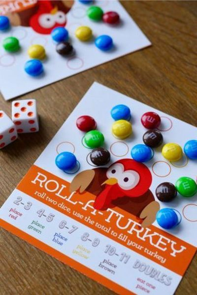 Thanksgiving Games for the Kids!