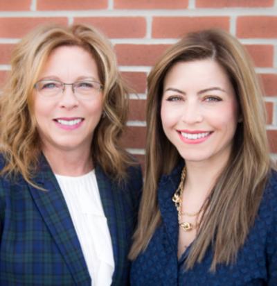 <b>Stephanie & Emily Cook</b><br>REALTOR® | Broker