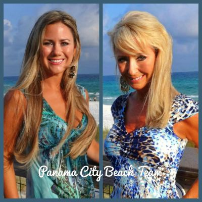 Debbie Perkins & Ashley Perkins
