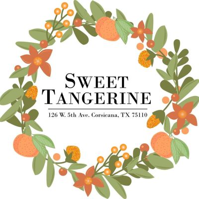 Giveaway for Sweet Tangerine