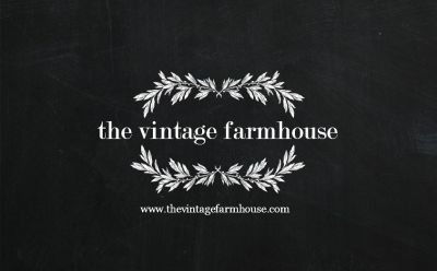 Giveaway for The Vintage Farmhouse