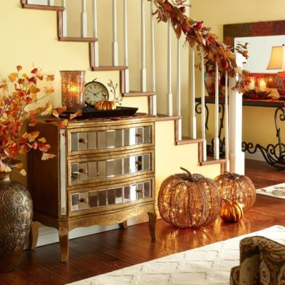4 Fall Decorating Trends