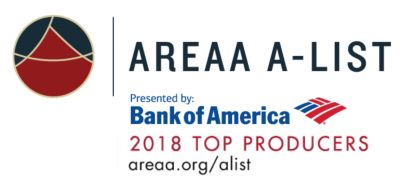 The 2018 AREAA A-List: Presented by Bank of America