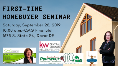 YOU are Invited…HomeBuyer Seminar in September!