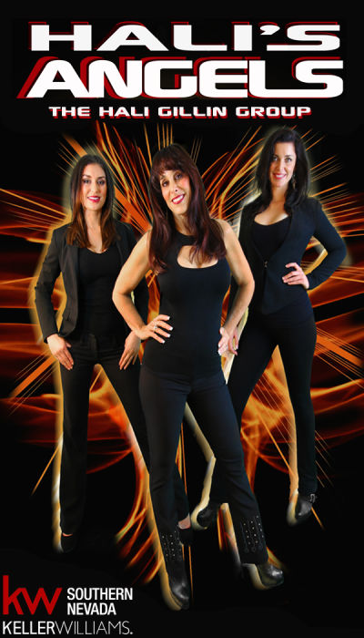 Hali's Angels - The Hali Gillin Group