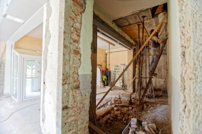 Remodel versus Repair: What Really Pays Off