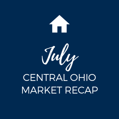 July 2019 Central Ohio Market Report