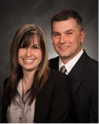 Mike and Stacy Herriman