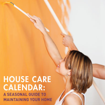 A Seasonal Guide to Maintaining Your Home