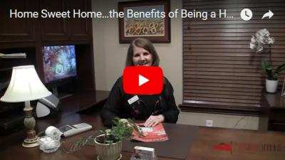 Home Sweet Home…the Benefits of Being a Homeowner!