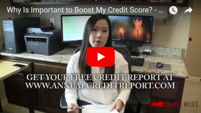 Why Is It Important to Boost My Credit Score?