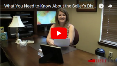 The Seller's Disclosure Notice… What both buyers and sellers need to know!