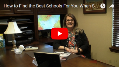 How to Find the Best Schools For You When Searching for a Home!