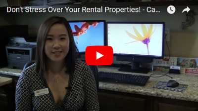 Don't Stress Over Your Rental Properties!