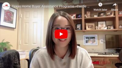 Texas Homebuyer Assistance Programs