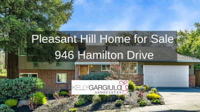 945 Hamilton Drive in Pleansant Hill