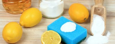 DIY Household Cleaners and Safer Cleaning Products