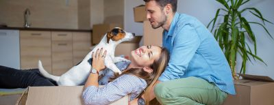 Tips for Moving to a New Home with Your Pets