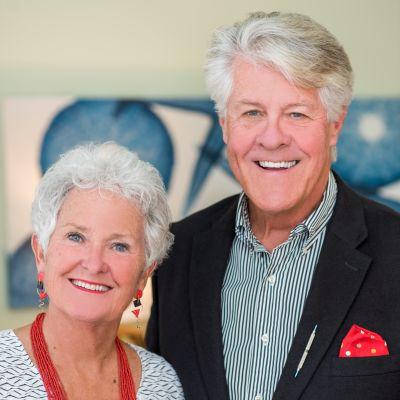 Jack Hurley & Priscilla Shumway
