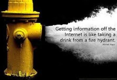 Don't Get Firehosed with Information!