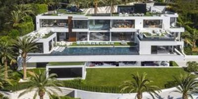 America's most expensive home is on sale