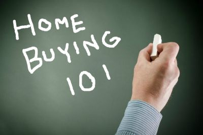 What advice can you offer to first-time home buyers?