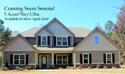 New Listing Coming April 22nd Senoia