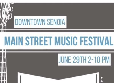 Main Street Music Festival Downtown Senoia