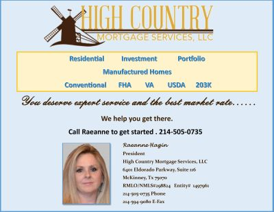 High Country Mortgage