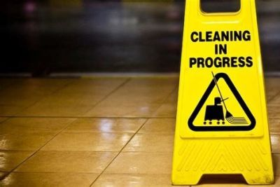 Chores to do annually